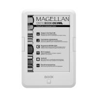 Электронная книга ONYX BOOX C63ML MAGELLAN (Белая) + карта 16Gb