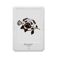Электронная книга ONYX Dontsova Book (Белая) + карточка памяти 32Гб