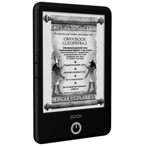 Электронная книга ONYX BOOX CLEOPATRA 2 (Черная)