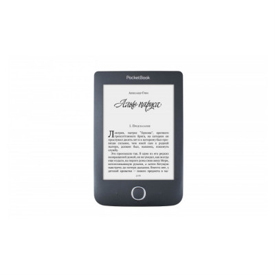 Электронная книга PocketBook 614 Plus (Черная)
