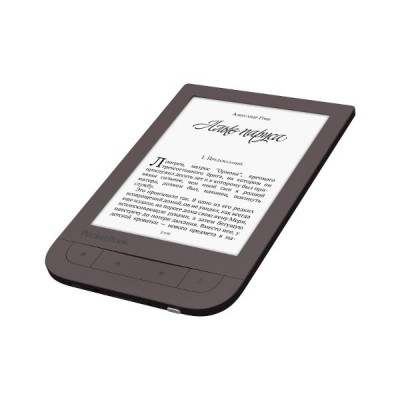 Электронная книга PocketBook 631 Plus Touch HD 2 (Коричневый)