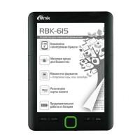Электронная книга Ritmix RBK-615 (Черная)
