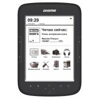 Электронная книга Digma T635 (Черная)