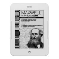 Электронная книга ONYX BOOX i63ML MAXWELL (Белая)
