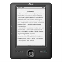 Электронная книга Ritmix RBK-690FL (Черная)