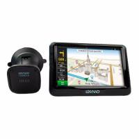 GPS навигатор LEXAND Click&Drive CD5 HD (Навител - Карта России + 8 стран )