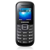 Мобильный телефон Samsung GT-E1200 Keystone 2 (Черный)
