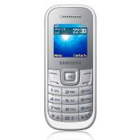 Мобильный телефон Samsung GT-E1200 Keystone 2 (Белый)
