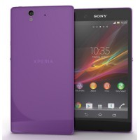 Смартфон Sony C6903 Xperia Z (Пурпурный)