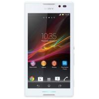 Смартфон Sony C2305 Xperia C (Белый)