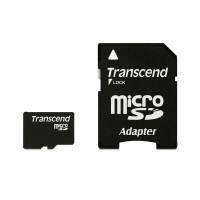 Карты памяти Transcend MicroSDHC 32GB (Class 10)