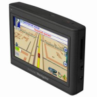 GPS навигатор Pocket Navigator PN-4300 Advanced +