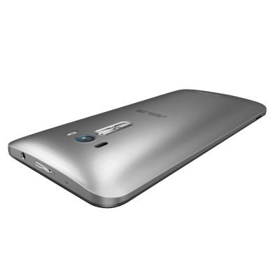 Смартфон ASUS ZenFone Selfie 32GB (ZD551KL) (Серебряный)