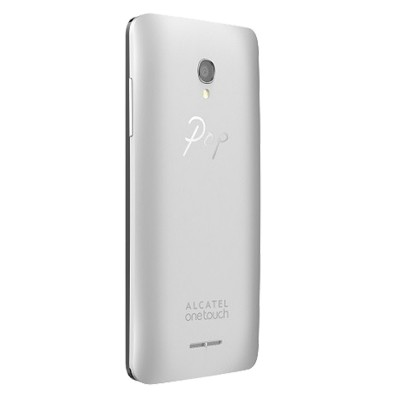 Смартфон Alcatel One Touch 5070D Pop Star Dual sim White/Yellow/Green