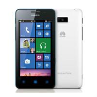 Смартфон Huawei Ascend W2 (Белый)