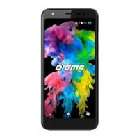 Смартфон Digma LINX TRIX 4G (Черный)