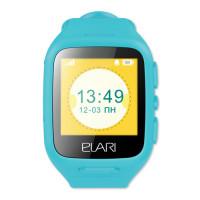 Детские часы-телефон Elari KidPhone (Голубые)
