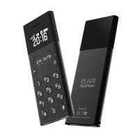 Ультратонкий анти-смартфон Elari NanoPhone (Черный)