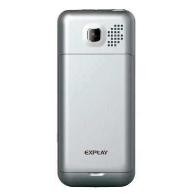 Мобильный телефон Explay Power (Серебряный)