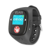 Детские часы-телефон Elari Fixitime 2 c GPS/LBS/WiFi-трекером (Черный)