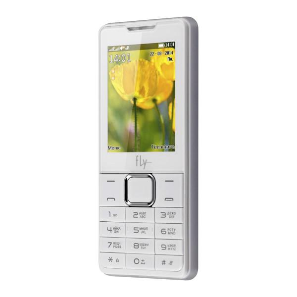 телефон флай белый фото