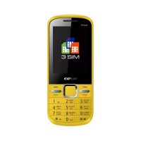 Мобильный телефон Explay Simple (Желтый)