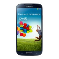 Смартфон Samsung I9500 Galaxy S4 16Gb (Черный)