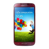 Смартфон Samsung I9500 Galaxy S4 16Gb (Красный)