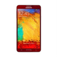 Смартфон Samsung N9000 Galaxy Note 3 (Красный)