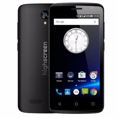 Смартфон Highscreen Easy F (Черный)