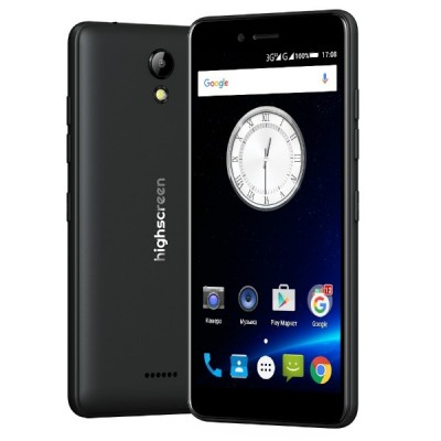 Смартфон Highscreen Easy S (Черный)