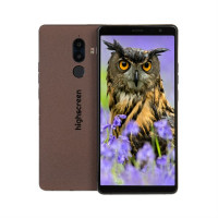Смартфон Highscreen Power Five Max 2 3/32GB (Коричневый)