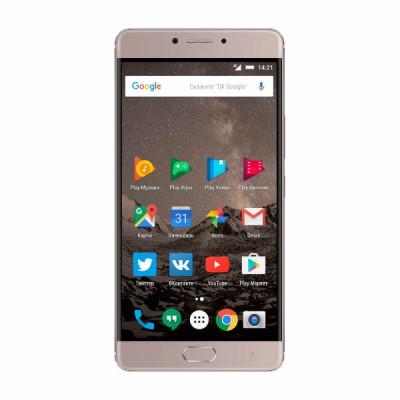 Смартфон Highscreen Power Five Max (Медный)