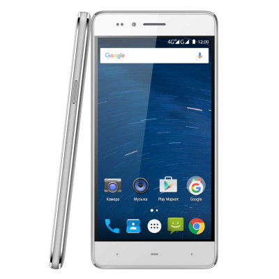 Смартфон Highscreen Power Ice Evo (Silver Grey)