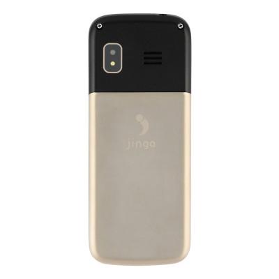 Мобильный Jinga Simple F370 (Золотой)