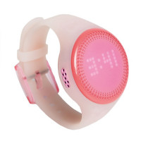 Часы LEXAND Kids Radar LED (Розовый)