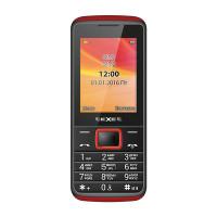 Мобильный телефон teXet TM-214 (Черно-Красный)
