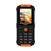 Мобильный телефон teXet TM-501R (Черно-Оранжевый)