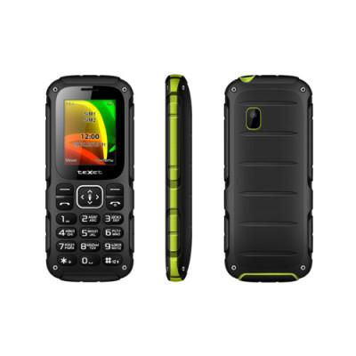 Мобильный телефон teXet TM-504R (Черно-Зеленый)