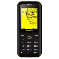 Мобильный телефон teXet TM-517R (Черно-Жёлтый)