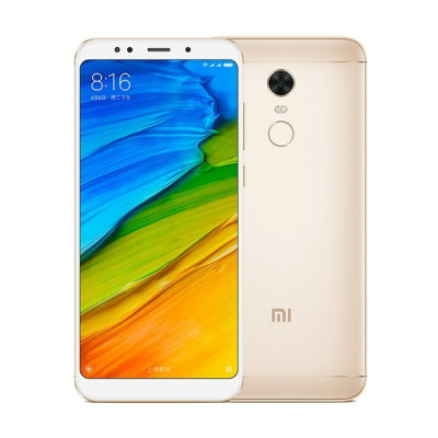 Смартфон Xiaomi Redmi 5 Plus 4/64GB (Золотой)