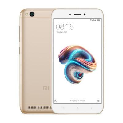 Смартфон Xiaomi Redmi 5A (Золотой)