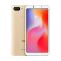 Смартфон Xiaomi Redmi 6 4/64GB (Золотой)