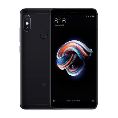 Смартфон Xiaomi Redmi Note 5 3/32GB (Чёрный)