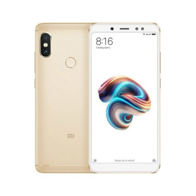 Смартфон Xiaomi Redmi Note 5 3/32GB (Золотой)