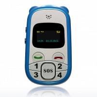 Детский мобильный телефон BB-mobile Светлячок (Голубой)