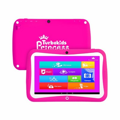Детский планшет TurboKids Princess New 2018