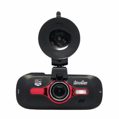 Автомобильный видеорегистратор AdvoCam FD8 Red-II