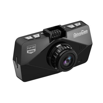 Автомобильный видеорегистратор AdvoCam FD Black-II GPS+ГЛОНАСС