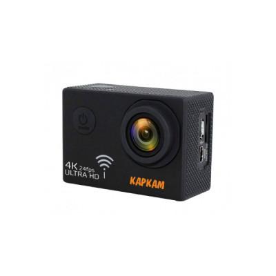 Автомобильный видеорегистратор КАРКАМ 4K